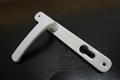 Aluminium Alloy double sided door handle lock 5