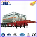 Carbon Steel Liquid Transport ISO Tank