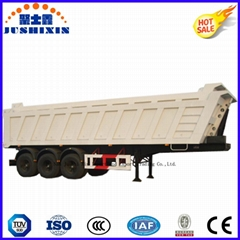 25cbm 3 Axles Self Dumpping Tipper Semi Trailer