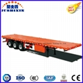Tri Axle Container Semi Trailer