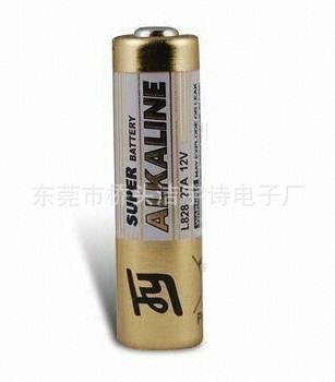 27A 12V汽車 摩托車防盜遙控器電池 12V 27A電動門遙控器電池 1