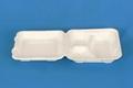 8*8*3 sugarcane bagasse moulded pulp