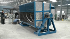 40 Tons real stone texture  paint lacquer mixer machine