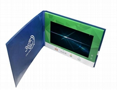 China factory supply competitive price 7 inches lcd brochure