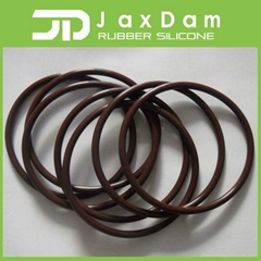 China manufacture high quality Butanone resistant rubber o ring