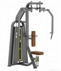 優質材質精雕細琢商用直臂夾胸訓練器廠家直銷