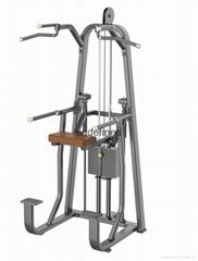 A002-室內健身助力單雙槓訓