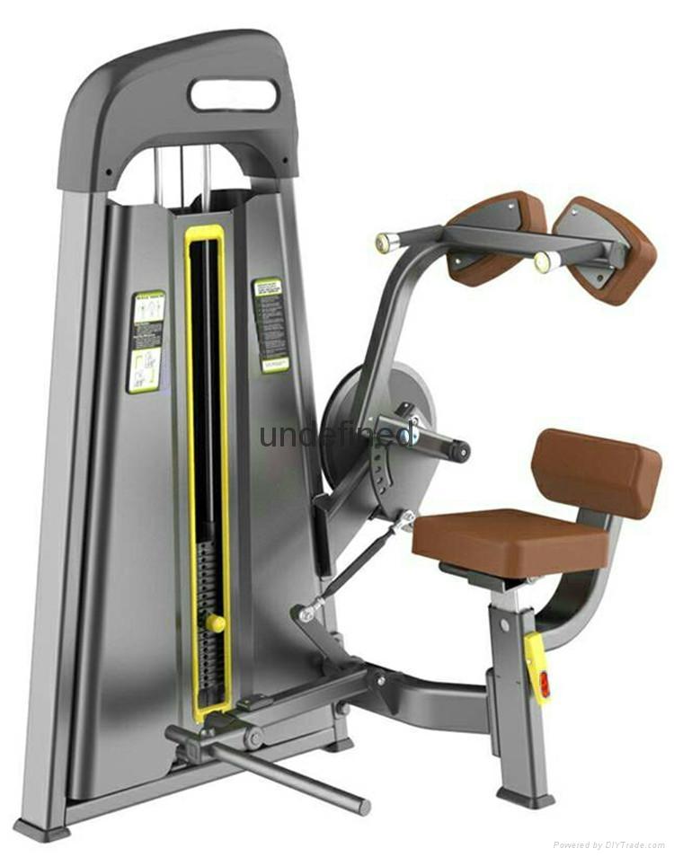A00-坐式腹肌商用训练器BLT直销厂家 1