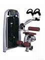 A00-坐式腹肌商用训练器BLT直销厂家 5