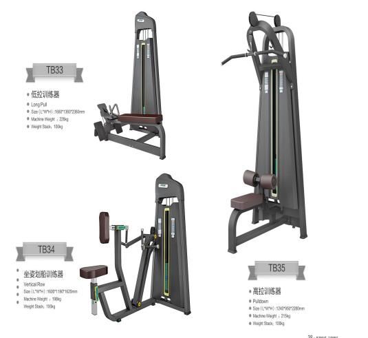 酒店健身器材商用健身房重商健身器材 1