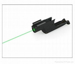 Tactical pistol gun accessories green laser sight fits G17