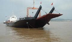 3500 deck barge