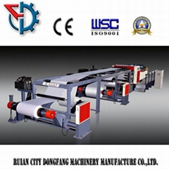 DFJ-1400/1700/1900E Rotary blade sheeting machine