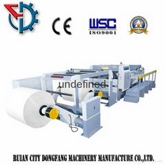 rotary-blade sheeting machine servo drive