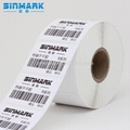 SINMARK Direct Thermal Labels Shipping Labels Bar code  3