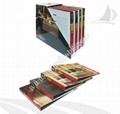 谦帆专业生产纸质样品册 文件夹 2