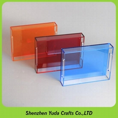acrylic document tray acrylic food tray countertop tray