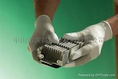 SHOWA A0161防靜電塗指手套370 371 265R
