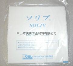 可樂麗SOLIV超細纖維擦拭布無塵布