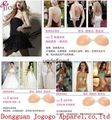 Tidetell Strapless Backless Adhesive Push Up Silicone Invisible Bra  5