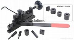 Multifunction bending tools