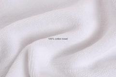 plain dyed elegant  cotton hotel bath towel