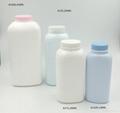 BabyTalcum Powder Plastic Bottle