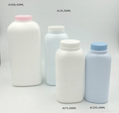 BabyTalcum Powder Plastic Bottle