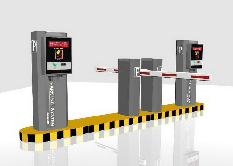 供應智能一卡通停車場管理系統 3