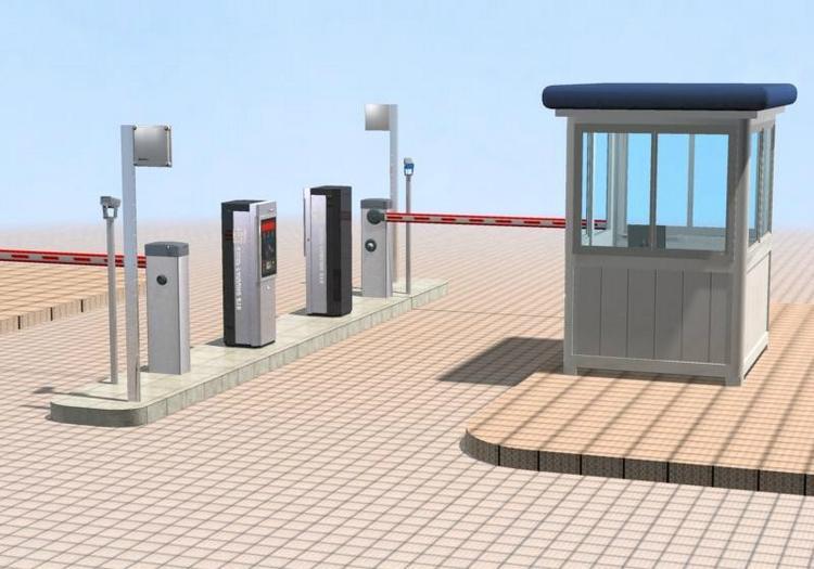 供應智能一卡通停車場管理系統 5