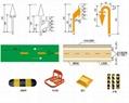 供应停车场配套设施 4