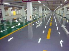 供应停车场平面图设计