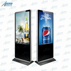 42'' media player digital advertising board with i5 CPU