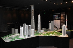 北京沙盘模型