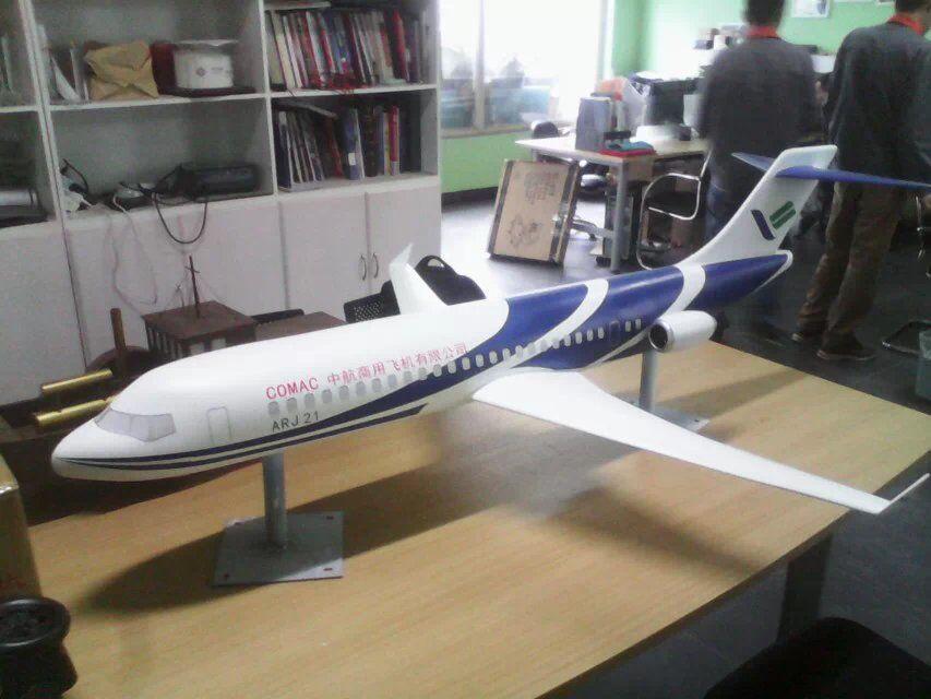 大飛機模型製作 5