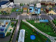 北京智能沙盘物联网模型
