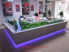 智能電廠沙盤模型