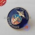 上海徽章厂家订做3D立体徽章 2