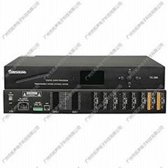 TS-288 插卡式可編程數字音頻管理矩陣  插卡式可編程數字音頻管理矩陣