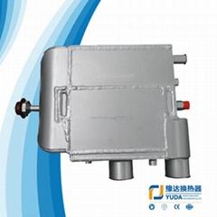 Evaporator air cooler
