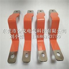 铜排厂家专业定制加工环氧树脂涂层铜排