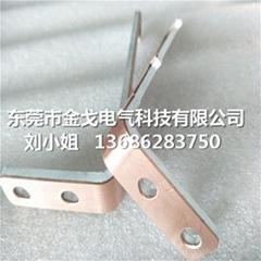 厂家供应异型铜铝连接件铜铝复合板