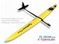 3m Typhoon rc glider of rcrcm 3