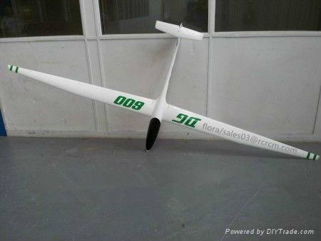 DG600 scale rc airplane of rcrcm 3