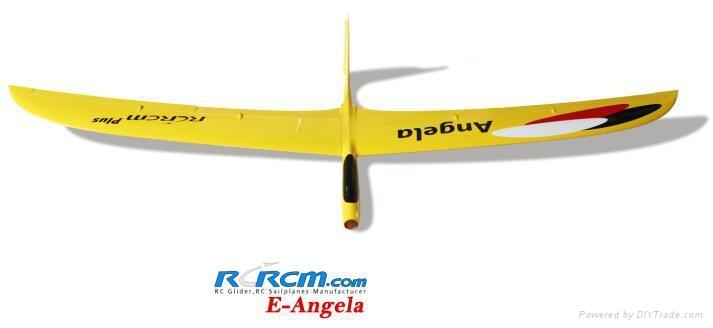 Angela composite rc glider of rcrcm 2