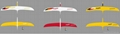 Angela composite rc glider of rcrcm 3