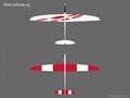 Emotion composite rc sailplane of rcrcm 3