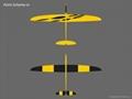 Emotion composite rc sailplane of rcrcm 4