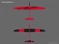 Emotion composite rc sailplane of rcrcm 5