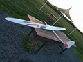 Eagle F5J composite rc glider of rcrcm 5